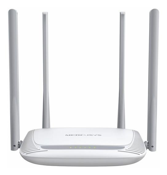 Mercusys Mw325r, Router Wifi N Mejorado De 300mbps