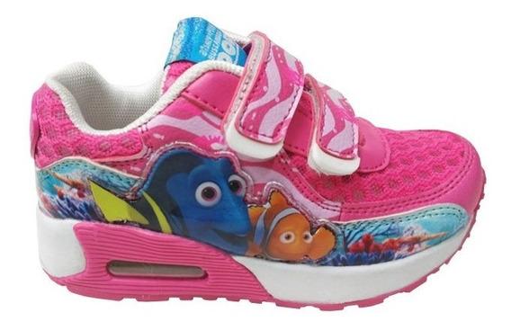 Zapatillas Disney Addnice Air Dory Y Nemo-sagat Deportes-fux
