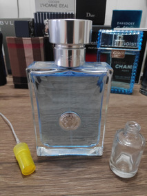 Decant / Amostra Versace Pour Homme 10ml