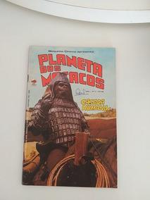 Planeta Dos Macacos Nº2 Bloch (frete 9r$) Com Poster