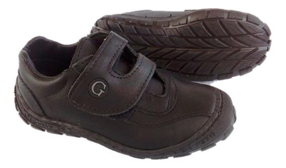 Zapato Colegial Escolar Niños Gigetto 705