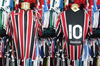 São Paulo 2010 Camisa Reserva Tamanho Gg Número 10.