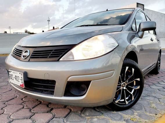 Nissan Tiida 1.8 Advance Sedan At 2014