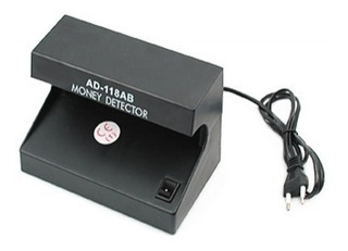 Detector De Notas Falsas - Dinheiro Cheque Selos