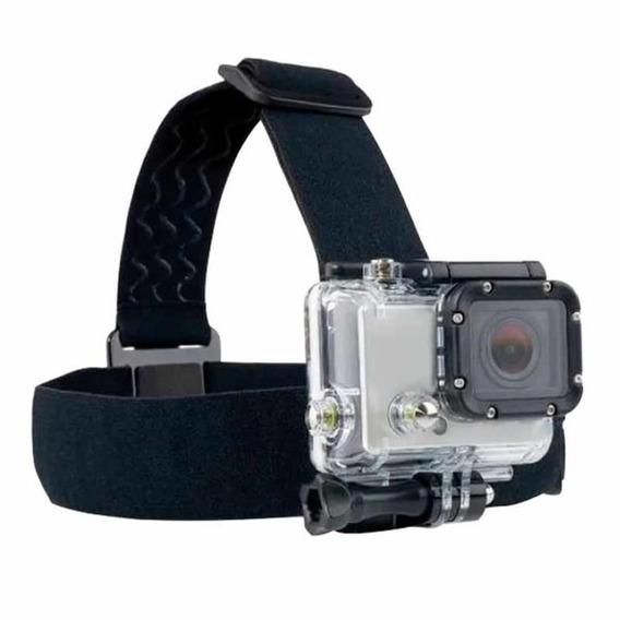 Suporte De Cabeça Para Câmera De Ação Atrio - Es072