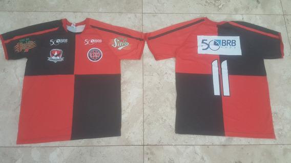 Camisa Uniforme C. A. Taguatinga - Df