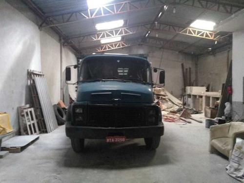 Imagem 1 de 4 de Mb 1113 Truck Turbo Dir