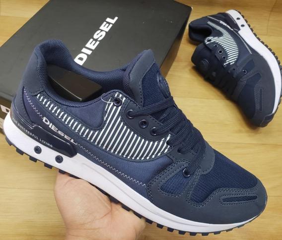 Tenis Zapatillas Diesel Hombre