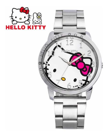 Relógio Feminino Hello Kitty