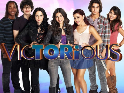 Victorious Serie Completa Español Latino Formato Digital