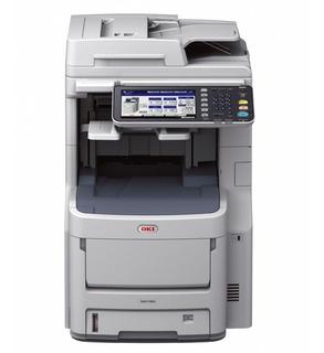 Impresora Multifunción Color Oki Mc780 Sp Oficio/a4 C/duplex