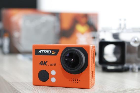 Camera Ação Atrio 4k Wi Fi Com Nota Fiscal