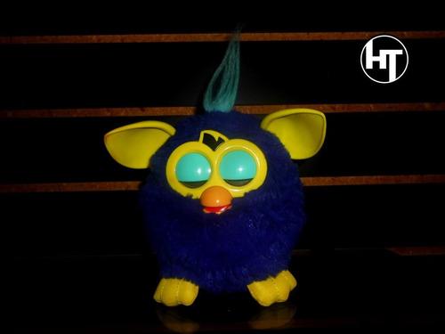 Imagen 1 de 8 de  Furby, Azul, Peluche, Con Luz Y Sonidos, Baila, Original