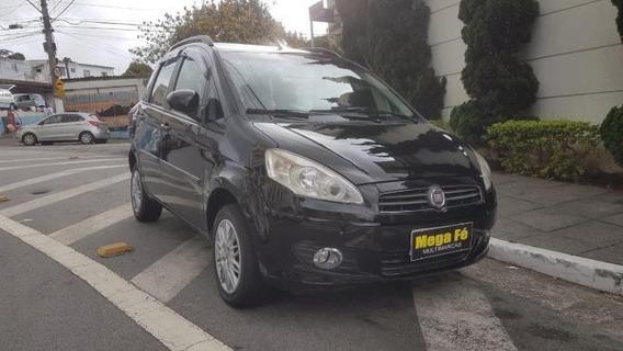 Fiat Idea Attractive 1.4 8v (flex) Completo Doc Ok 2012