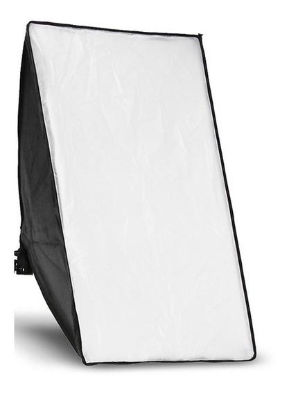 Softbox Greika Iluminador 50x70 C/ Soquete E Difusor
