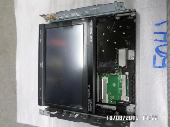 Tela Lcd,placa E Engrenagens Do Dvd Retratil Buster 9500