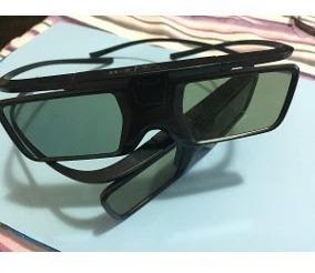 3 Oculos 3d Ativo Philips