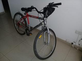 Bicicleta Rodado 24 Con Cambios