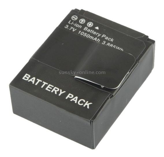 Bateria Para Gopro Hero 3 Hero3+ahdbt-301 3.7v 1050mah