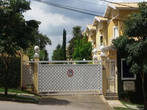 Casa A Venda, Condomínio Vila Dos Ipês, Bairro Jardim Bonfiglioli, Cidade De Jundiaí - Ca06425 - 4257130