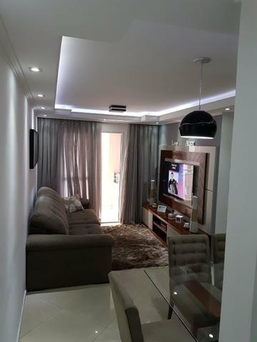 Apartamento Em Jardim Flor Da Montanha, Guarulhos/sp De 77m² 3 Quartos À Venda Por R$ 415.000,00 - Ap241730