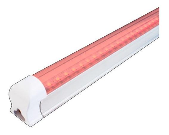 Luminaria Led Lb20ro Color Rojo Base Pvc Munich