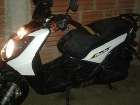 Yamaha Bws 2014