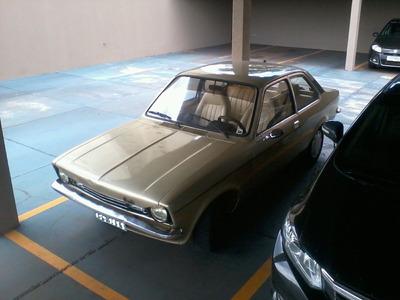 Chevette 1976 (sem Motor, Com Rodas Binno Aranha + Pneus)