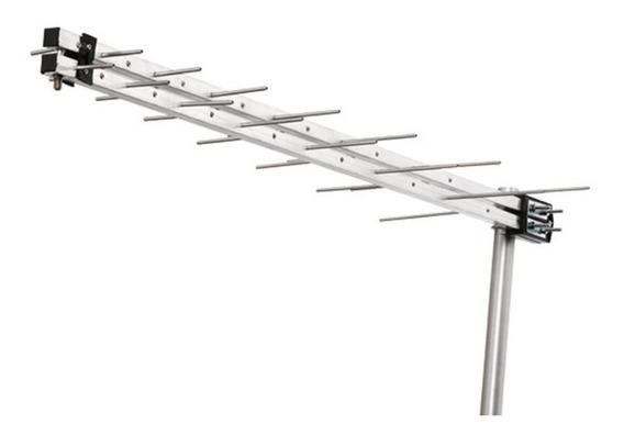 Antena Log Externa Para Instalações Coletivas De Tv Hdtv/uhf