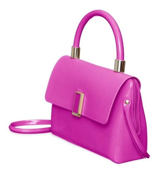 Bolsa Pequena Social Petite Jolie Biddie Pink Pj5403