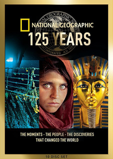 National Geographic 125 Years Collection 10 Dvd [ Dhl ] Eng