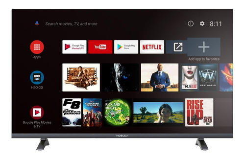 "Smart TV Noblex DM43X7100 LED Full HD 43"" 220V"