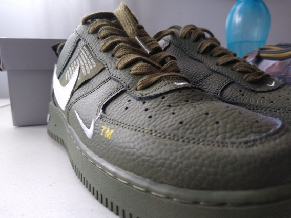 Nike Air Forcé 1 Utility Green