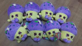Lote Com 8 Shopkins De Pelúcias Muffin, Promoção!!