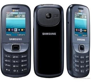 Telefone Celular Gt-e2202 Duos Samsung Preto (produto Usado)