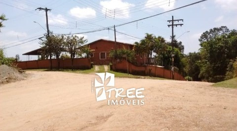 Venda Chacara Em Santa Isabel Com Área De Terreno Em 1850m² E Área De Construção Da Casa Sede Em 260m² Distribuídos Em 5 Dormitórios Sendo 1 Suite Com - Ch00034 - 2080864