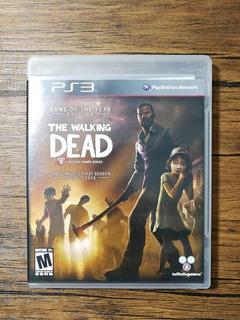 The Walking Dead Goty Playstation 3 Ps3 Gran Estado !!