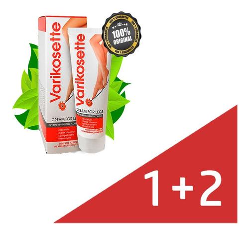Varikosette Crema 1+2 - Product Para Venas Varicosas, Organc