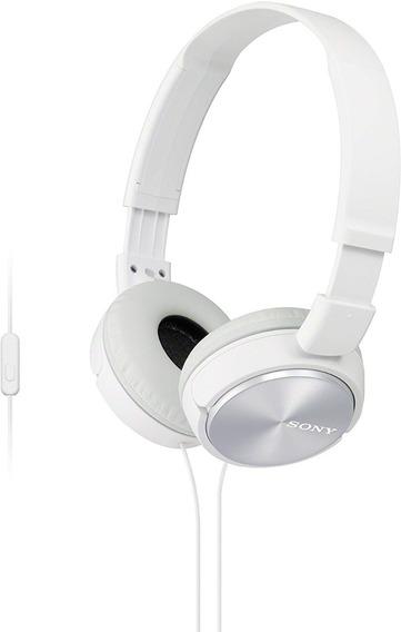 Fone De Ouvido Com Microfone - Sony