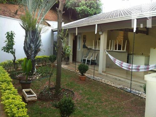Casa Com 4 Dormitórios À Venda, 300 M² - Jardim Messina - Jundiaí/sp - Ca0164