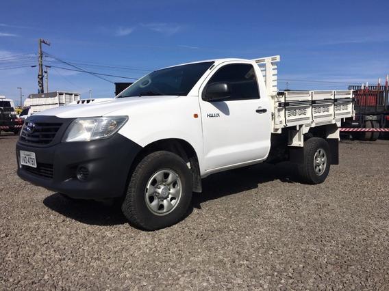 Toyota Hilux 3.0 4x4 Cabine Simples - Filé