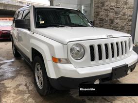 Jeep Patriot 13 Blanco