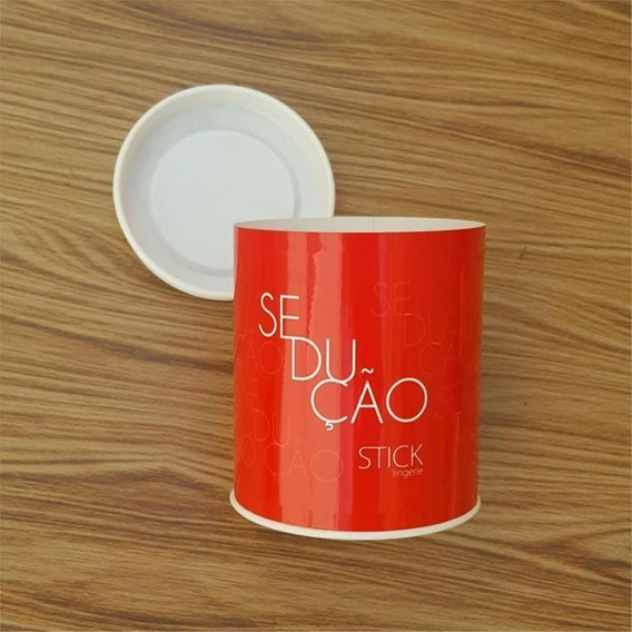 Latinha Personalizada - Vermelha