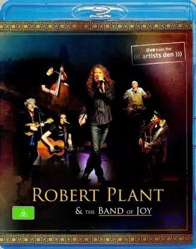 Blu-ray Robert Plan & The Band Of Joy, Visto Apenas Uma Vez