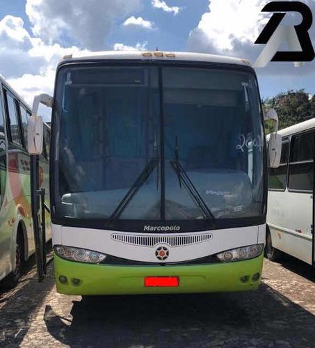 Imagem 1 de 10 de Ônibus Rodoviário Motor Dianteiro Mb Marcopolo G6 1050