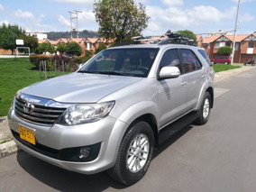 Toyota Fortuner 2.7l At 4x4 2013