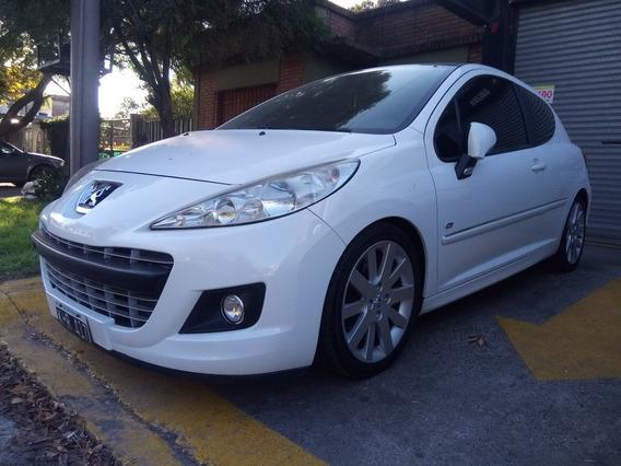 Peugeot 207 2011 1.6 Gti 156cv 2 P Imp. Estado. Zona Bernal.