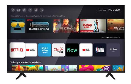 Imagen 1 de 7 de Smart Tv Noblex Dk55x6500 Led 4k 55