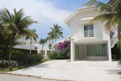 Casa No Cond. Bougainville I - Peruíbe - 600m² - Com Piscina