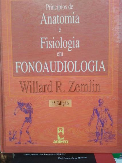 Princípios De Anatomia E Fisiologia Em Fonoaudiologia
